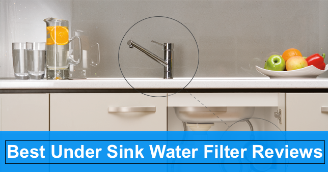 Under Sink Water Filter & Purifier System for Home & Office